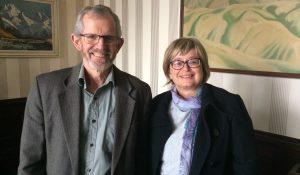 Linda Lodetti & Andy Buchanan