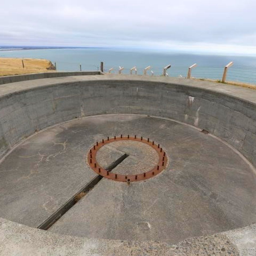 Godley Head coastal defence battery